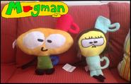 92-Mugman et Teanna en peluche