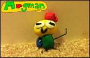 54-Mugman en pâte à modeler