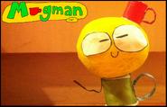 22-Une poupée Mugman Fait maison 2