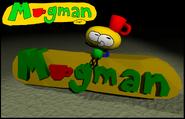 96-C'est lui, Mugman en 3D