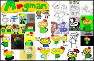 29-Des jolis fanarts à propos de Mugman