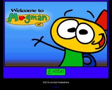 Mugman's new website!
