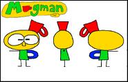 49-Différentes perspectives de Mugman