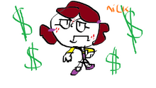 Suzie is rich