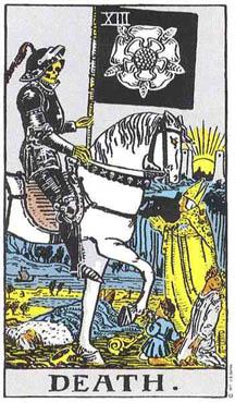 Tarot-death-card