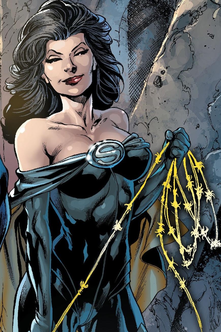 Imagen - Tierra 3 Superwoman.jpg | La Enciclopedia Amazónica De La ...