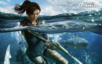 3. Tomb Raider Underworld 4
