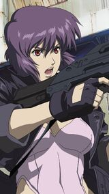 3 Ghost in the Shell Stand Alone Complex 3