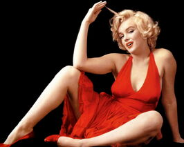 The-Hot-Looking-Marilyn-Monroe