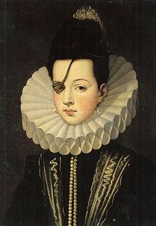 La princesa de Éboli Ana Mendoza de la Cerda