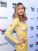 Elizabeth Olsen Critics Choice a p