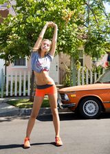 Alexis-Ren--Stretch-It-Out-Shoot-2014--01