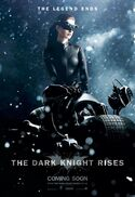 Película - El Caballero Oscuro La leyenda renace - Cartel - Anne Hathaway 2
