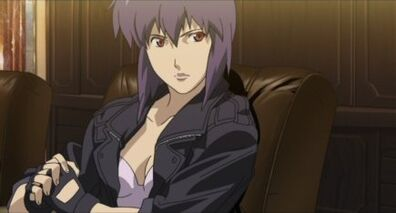 3 Ghost in the Shell Stand Alone Complex 4