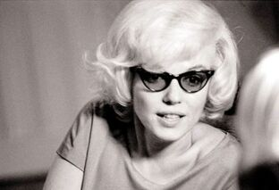 Marilyn-monroe-cat-eye