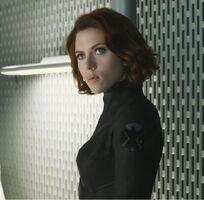 Scarlett Johansson as Black Widow in new Avengers trailer -06