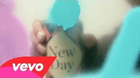 Alicia Keys - New Day (Official Lyric Video)