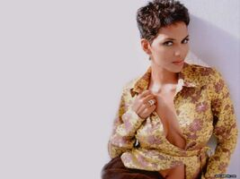 Halle berry with cleavage-4187