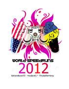 World Speedruns 2012 logo