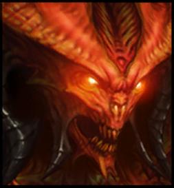 Diablo Portrait 4732