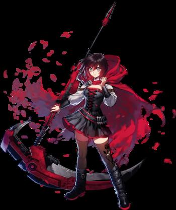 Ruby Rose | Multiverse Tournament Fanfiction Wiki | FANDOM powered