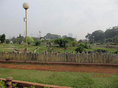The Hanging Gardens of Mumbai