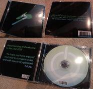 PWR ON 2k13 CD