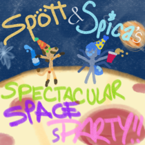 Spottspicaspectacularspacesparty