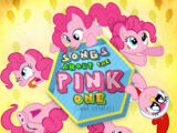 Songs About The Pink One (and others)