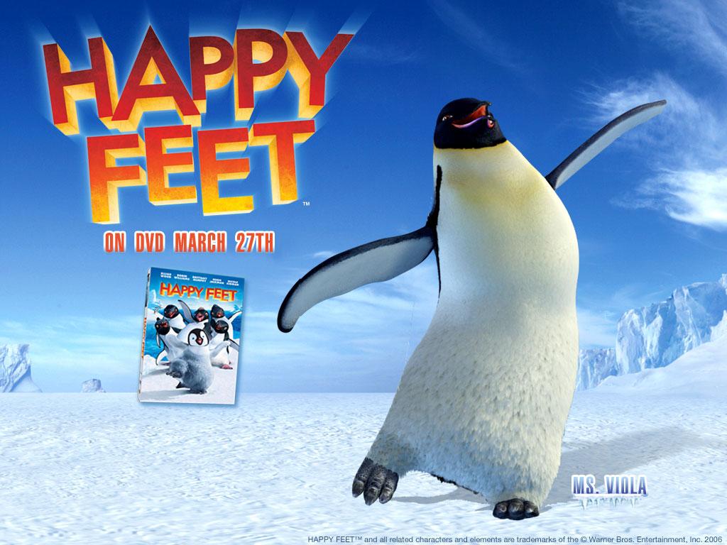 Happy Feet Mrs Viola