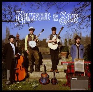 Mumford & Sons EP