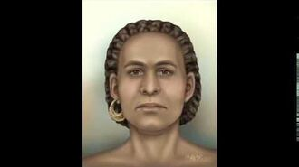 """The Face of """"Unknown Man E"""" (Artistic Reconstruction)"""