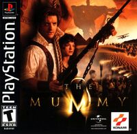 The Mummy ntsc-front-1-