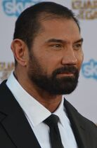 Dave Batista - Guardians of the Galaxy premiere - July 2014 (cropped)