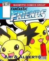 Fantastic Friends (Ari , Alberto , Ketchup)