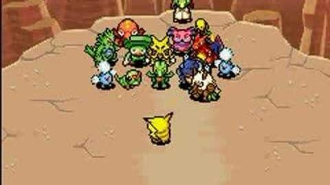 Pokemon Mystery Dungeon Ending (ENG)
