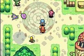 Plaza pokemon PokeArceus