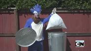Real-life Sonic