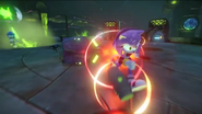Sonic Boom Sonic and Amy Level