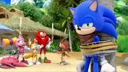 Team Not-Sonic