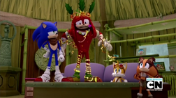 Decorating Knuckles