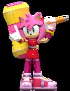 Amy Sonic boom 3