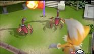 Scorpion Bots vs. Tails