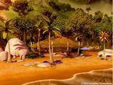 Cabana de Sonic/Galeria