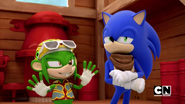 BWE Sonic and Swifty