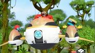 Triple Eggmobile