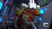 Egg Tank cockpit
