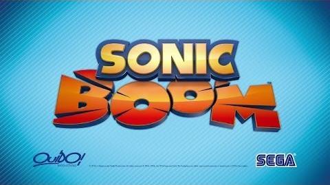 Sonic Boom/Galeria de Videos