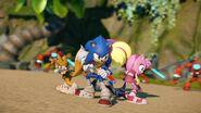 Sonic Boom Team Shot