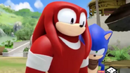 SB Knuckles can help it with his hand
